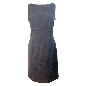 Gray H-&M sleeveless dress